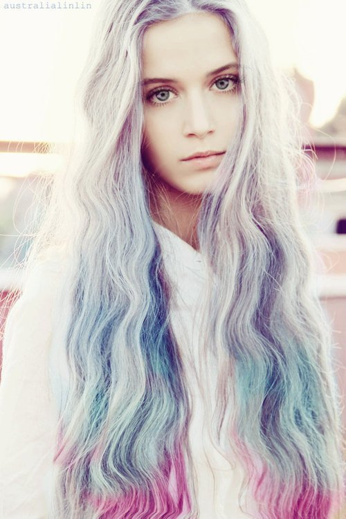 Free B A N G S Pastel Hair Colours Pastel Hair Colours Wallpaper