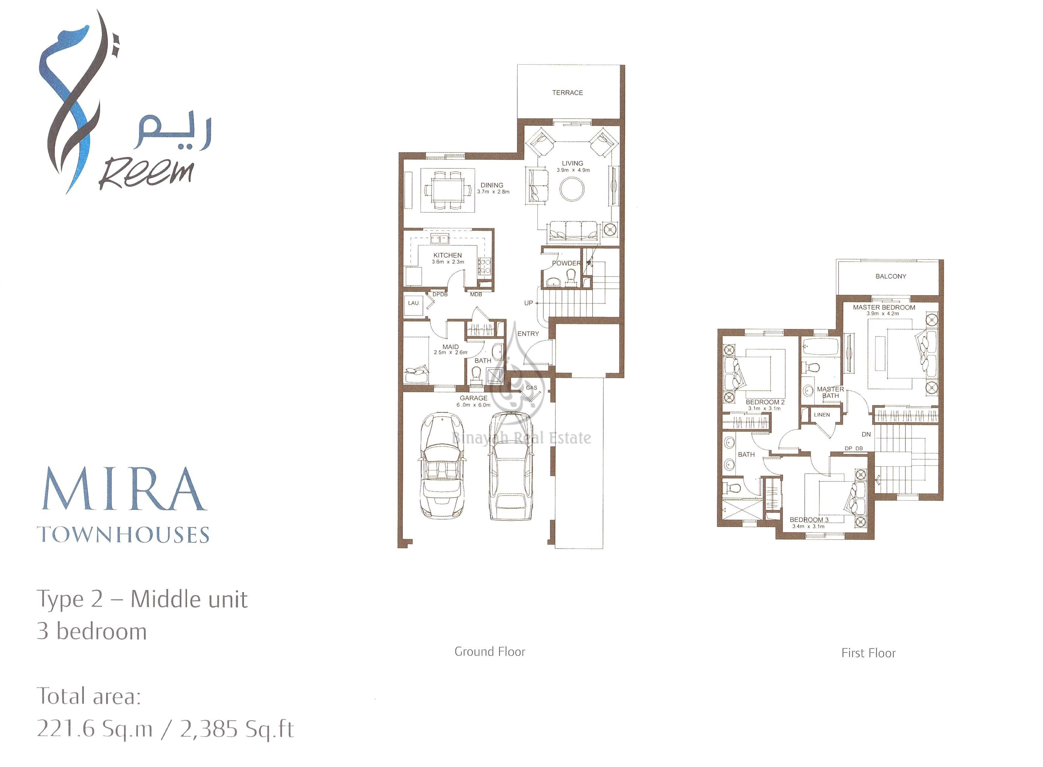 Best Mira Villas And Townhouses In Dubai With Pictures