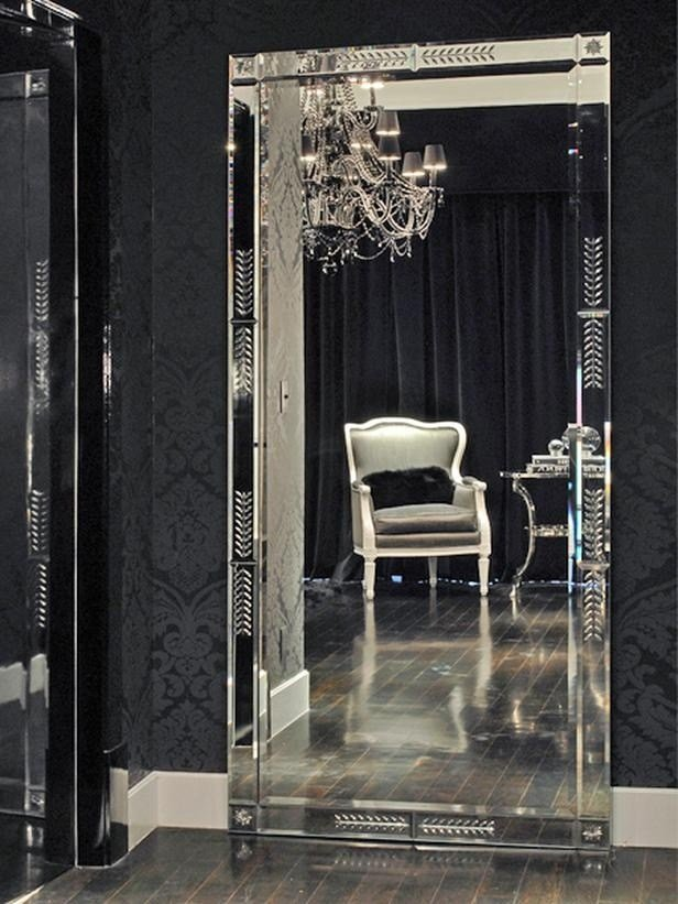 Best Style Your Home With Large Floor Mirrors With Pictures