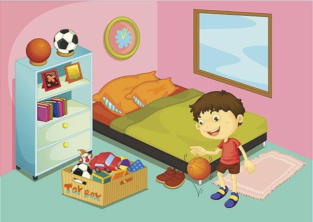 Best Bedroom Clipart Tidy Pencil And In Color Bedroom Clipart With Pictures