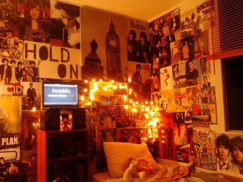 Best Home Design — Cute Bedrooms Tumblr With Pictures