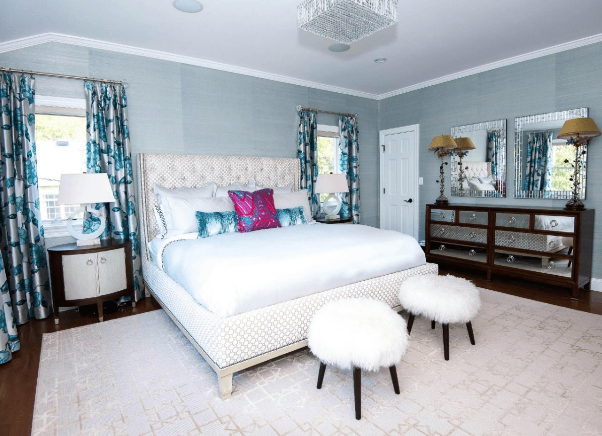 Best Glamorous Bedrooms For Some Weekend Eye Candy With Pictures