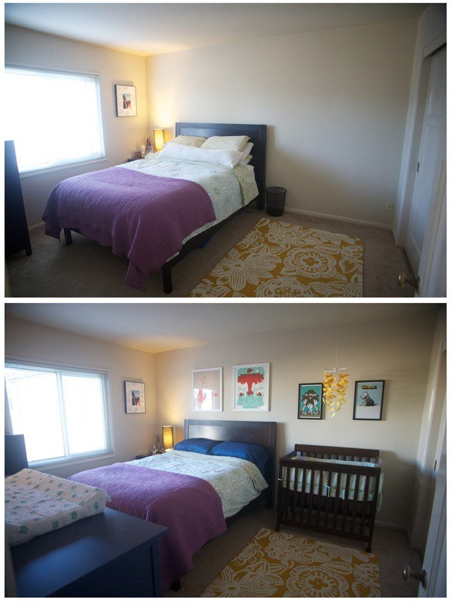 Best Baby Files The 1 Bedroom Apartment Nursery I M Better With Pictures