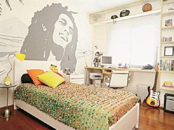 Best Bloombety Cool Ideas For Boys Bedrooms Wall Decor Cool With Pictures