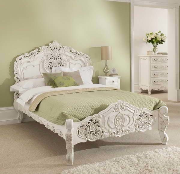 Best Bloombety Parisian Style Bedroom With Fur Rug Parisian Style Bedroom For Romantic Room Shade With Pictures
