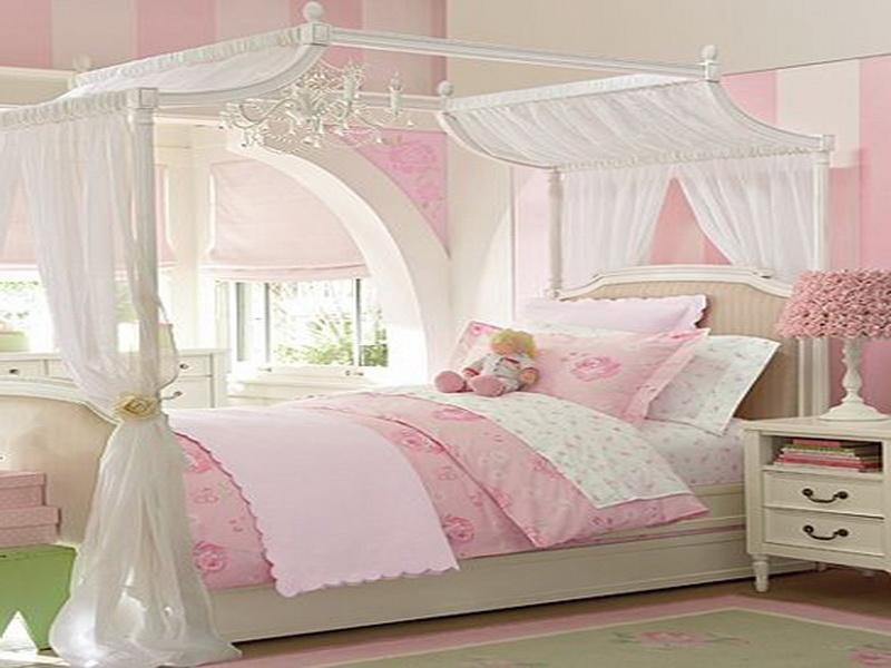 Best Bloombety Girl Small Room Decorating Ideas Girl Room Decorating Ideas With Pictures