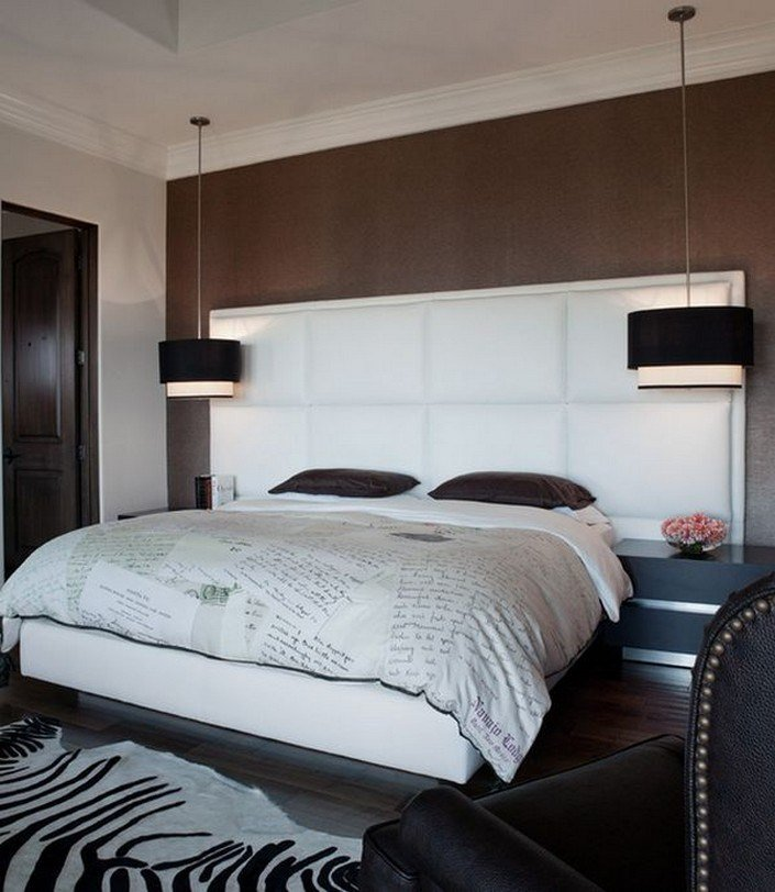 Best Top 6 Contemporary Hanging Bedside Lamps With Pictures
