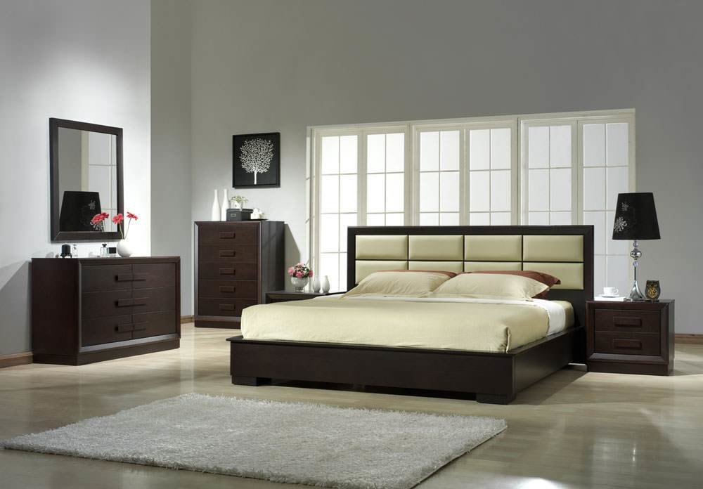 Best Boston Java Bedroom Set By J M Furniture With Pictures