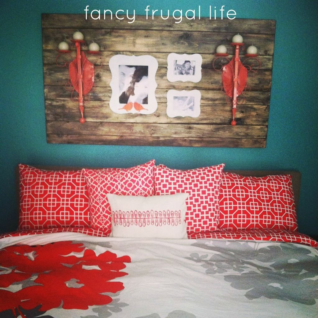"""Best Diy Faux """"Barn Wood"""" Wall Art With Pictures"""