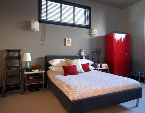 Best Secret Ice Red And Grey Bedroom Ideas With Pictures