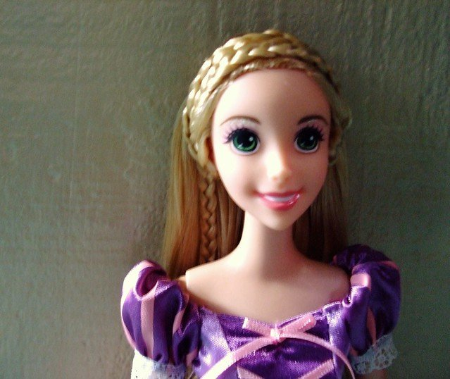 Free Rapunzel S New Hairstyle Flickr Photo Sharing Wallpaper