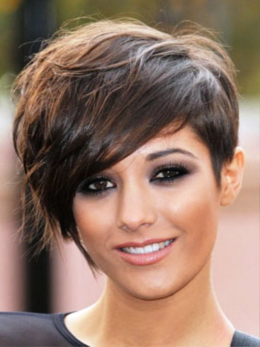 Free Short Hairstyles For Summer 2014 Fashionsy Com Wallpaper