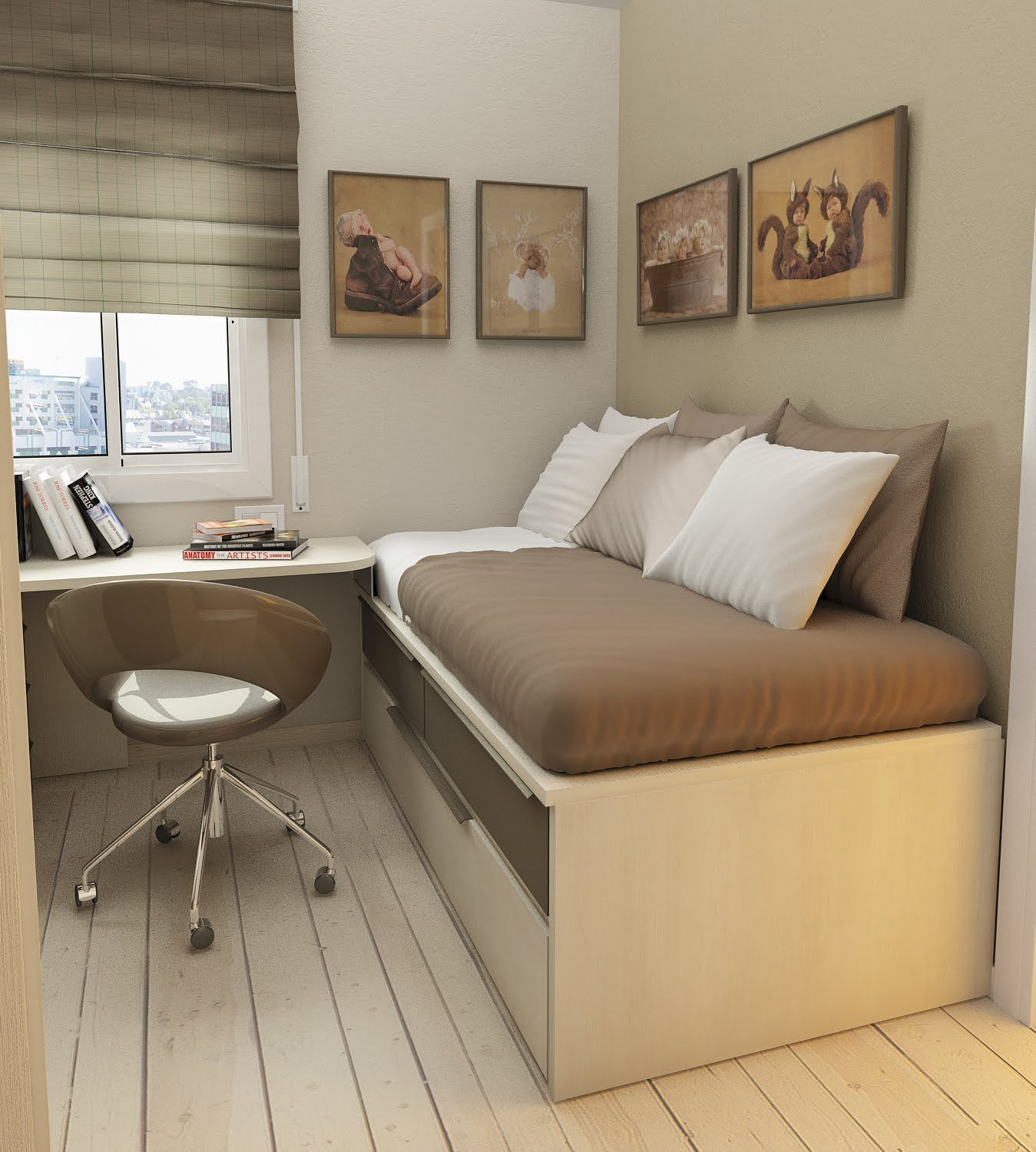 Best 30 Space Saving Beds For Small Rooms With Pictures