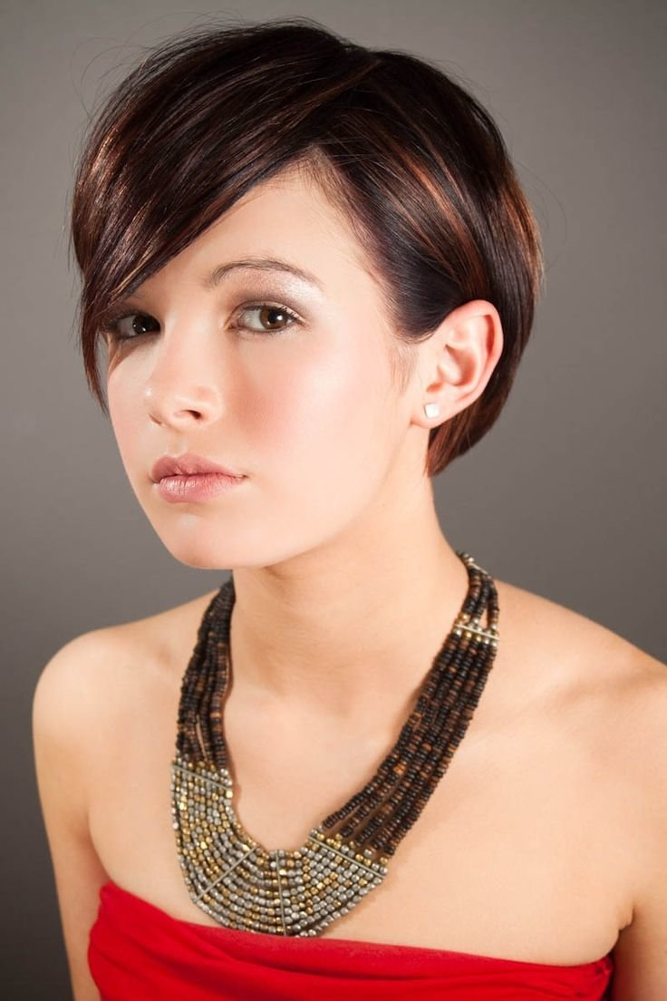 Free 25 Beautiful Short Hairstyles For Girls Feed Inspiration Wallpaper