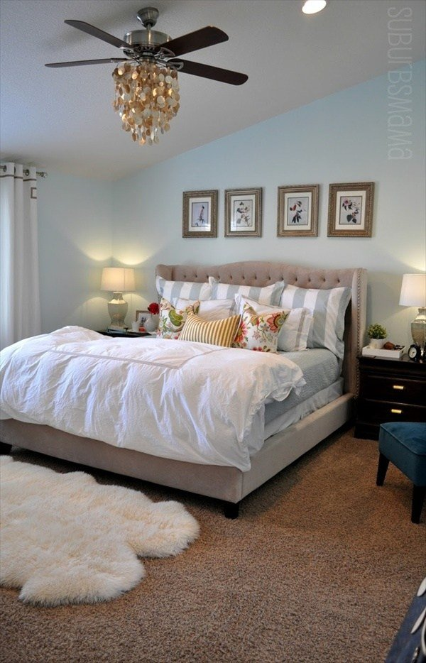 Best Bedroom Makeover So 16 Easy Ideas To Change The Look With Pictures