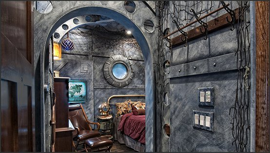 Best 17 Steampunk Bedroom Decoration Ideas And Tips For You With Pictures