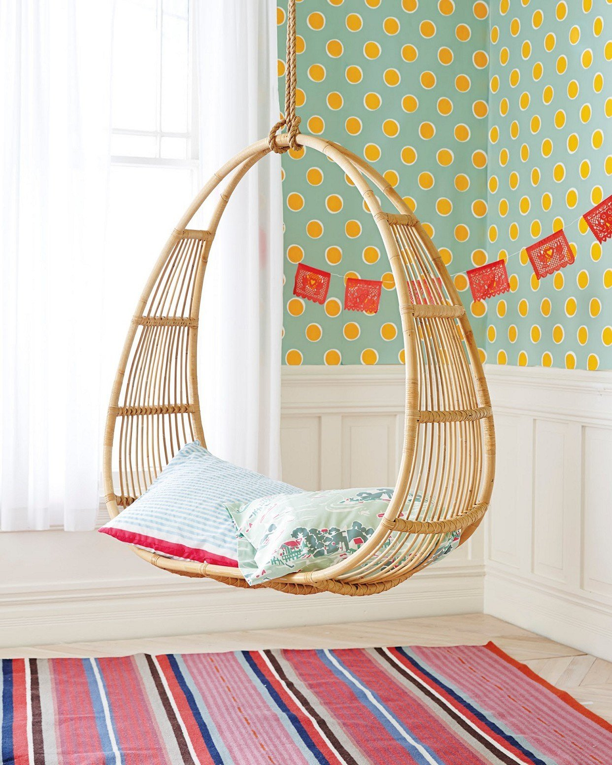 Best Unique Hanging Swing Chair For Bedroom With Pictures
