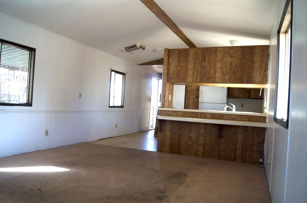 Best 2 Bedroom 2 Bath Mobile Home In Ridgecrest – Space 24 With Pictures