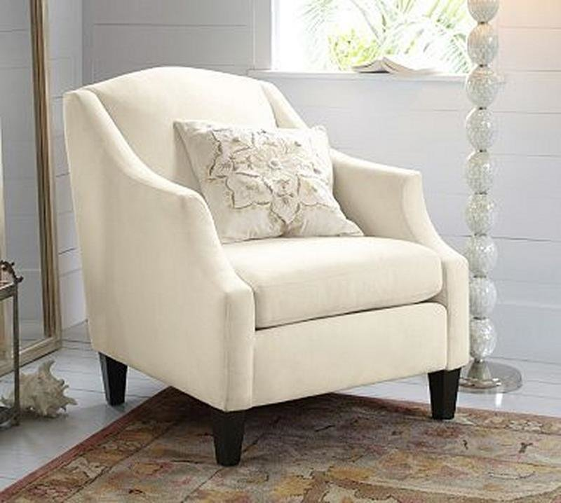 Best 10 Soft White Bedroom Armchair Designs Rilane With Pictures