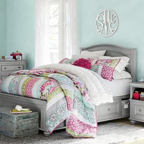 Best Chelsea Storage Bed Pbteen With Pictures