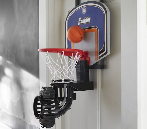 Best Electric Basketball Hoop Pottery Barn Kids With Pictures