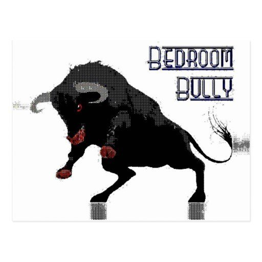 Best Bedroom Bully Dots Postcard Zazzle With Pictures