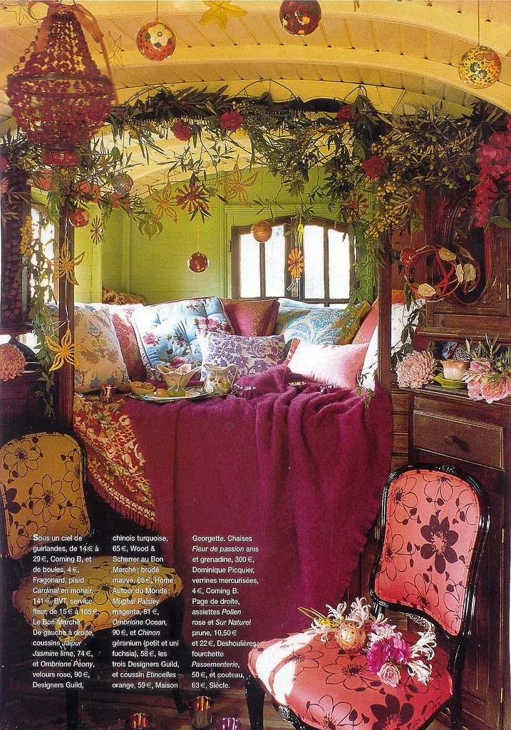 Best Gypsy Decor Style Tips And Pics Boho Glamour With Pictures