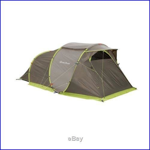 Best Quechua Waterproof Pop Up Camping Tent 2 Seconds Xxl Iii With Pictures