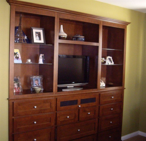 Best Bedroom Wall Unit Cabinet In San Marcos Ca Shaker Doors With Pictures
