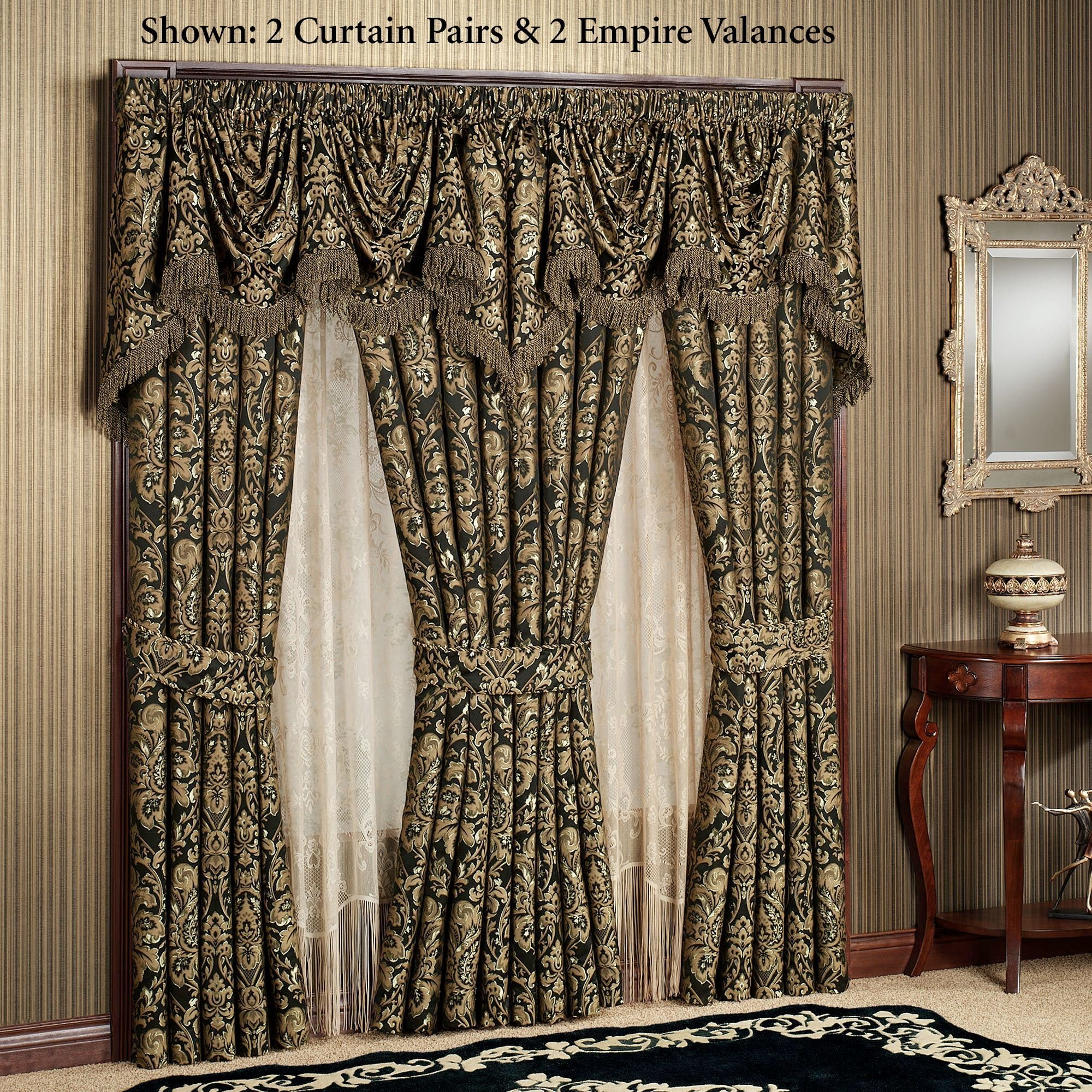 Best Imperial Ruffled Flounce Grande Bedspread Bedding With Pictures