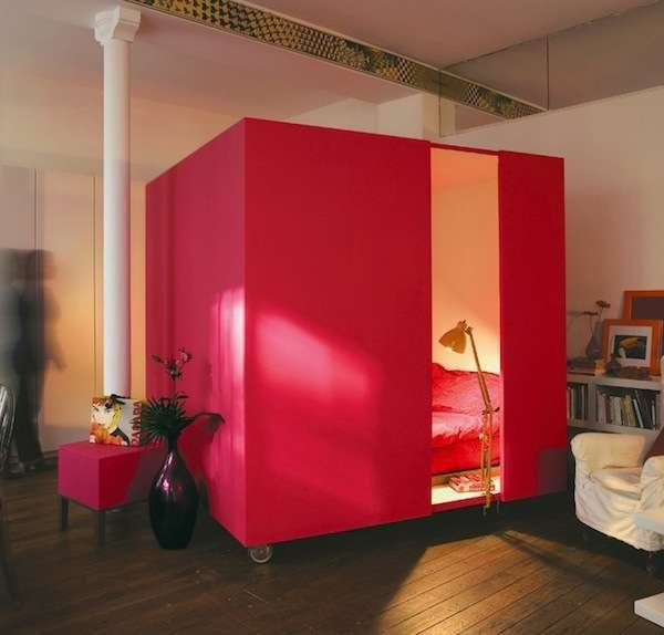 Best Portable Bedroom Blocks Mobile Bedcube With Pictures