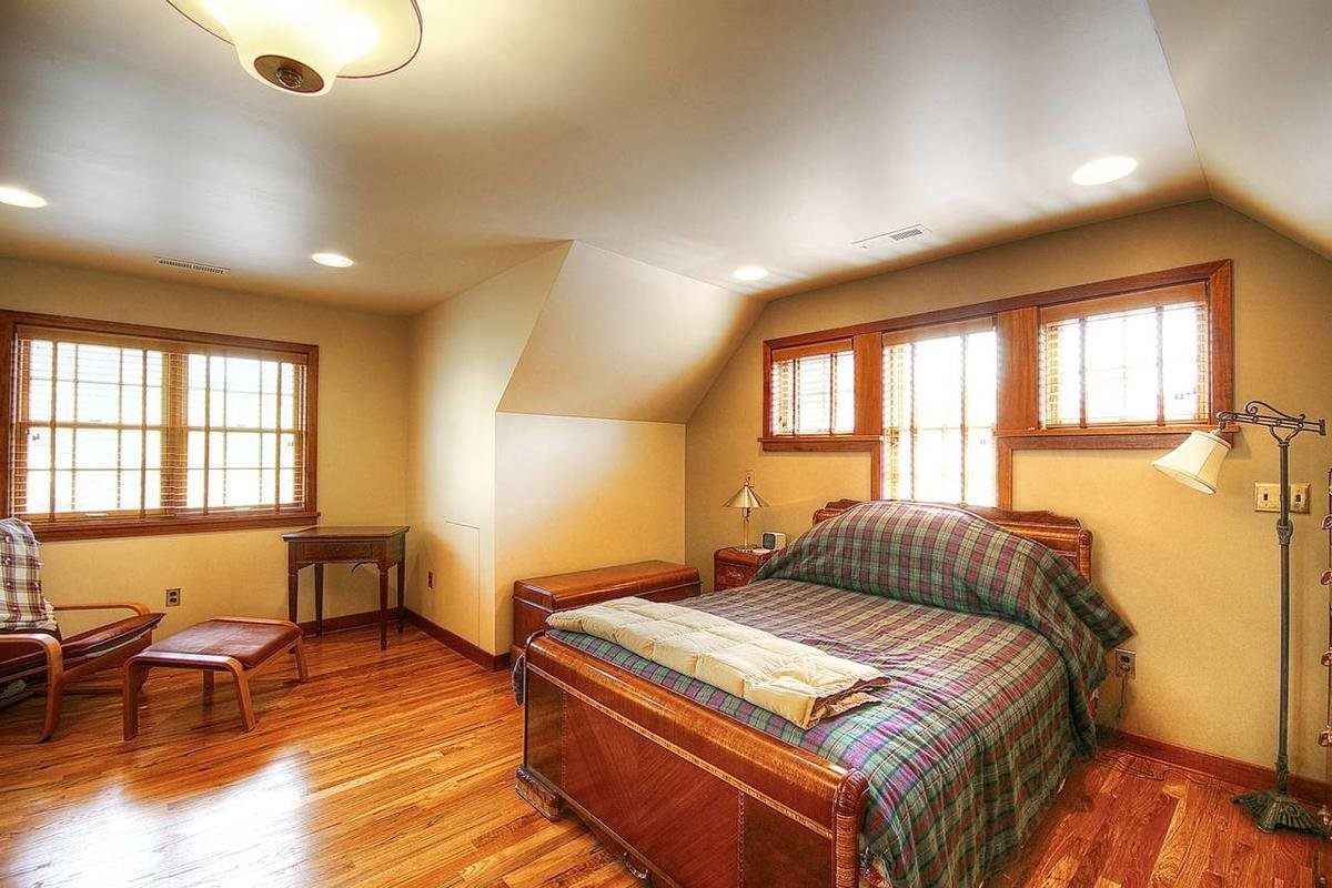 Best Renovation Solutions Adding An Attic Bedroom Deseret News With Pictures