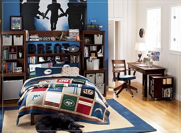 Best Promote T**N Room Ideas 2 – Boys' Rooms With Pictures