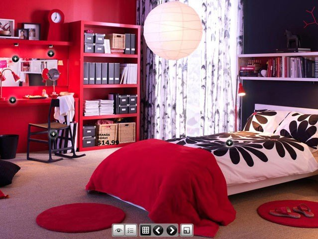 Best Dorm Room Inspirations From Ikea With Pictures