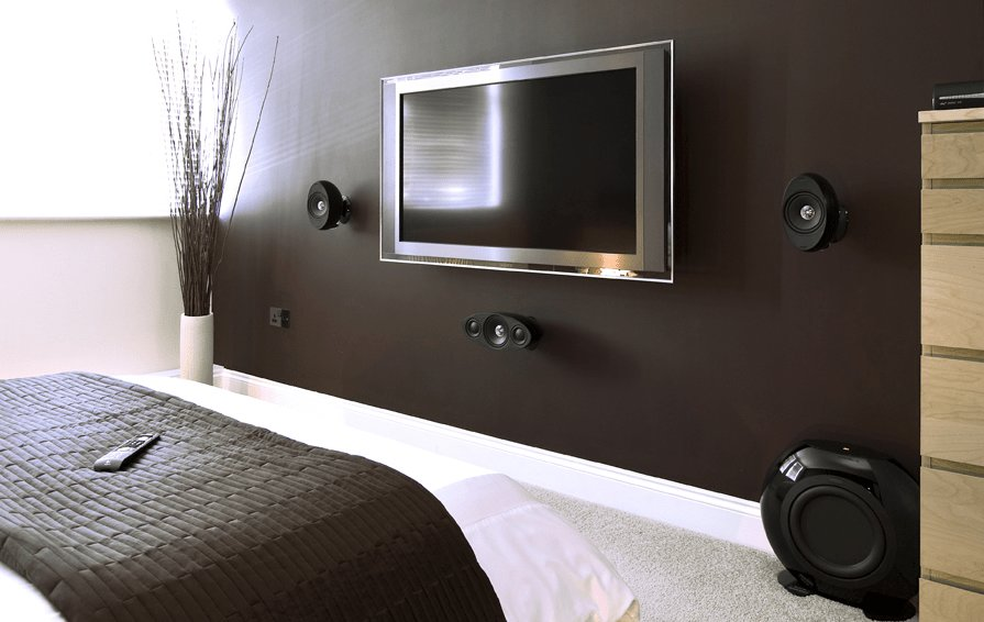 Best Flat Screen Tv Interior Design Ideas With Pictures