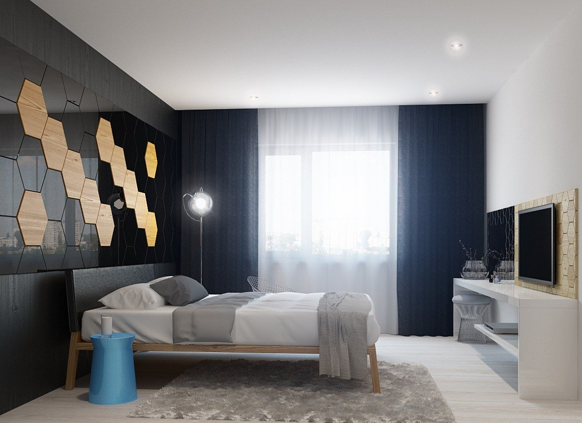 Best Bedroom Wall Design Interior Design Ideas With Pictures
