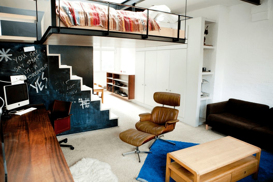 Best Suspended Overhead Bed Interior Design Ideas With Pictures