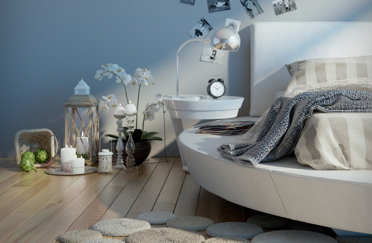 Best 5 Modern Bedrooms With Pictures