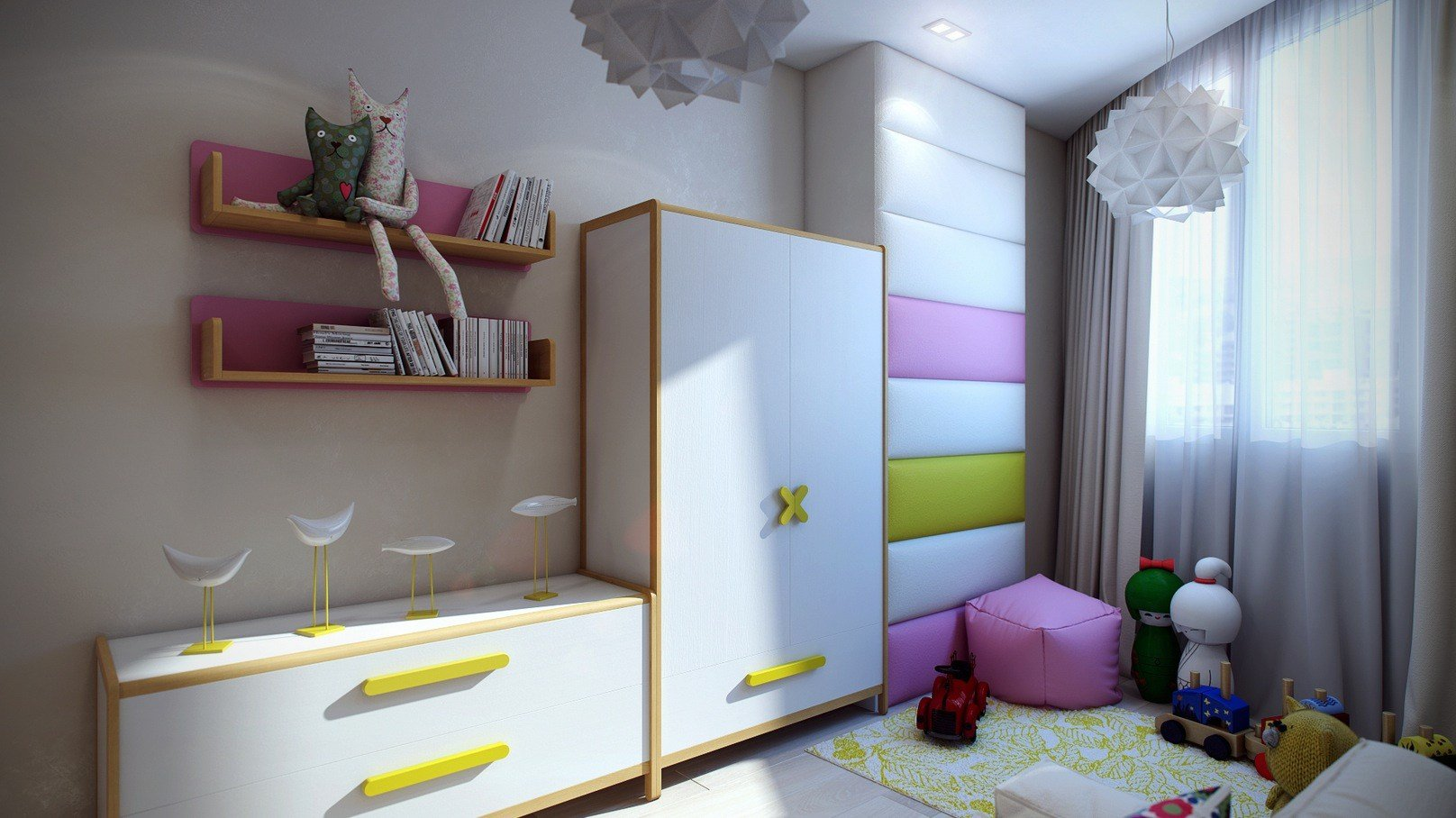 Best Casting Color Over Kids Rooms With Pictures