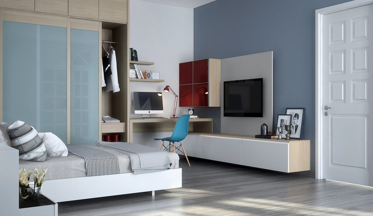 Best Bedroom Office Interior Design Ideas With Pictures