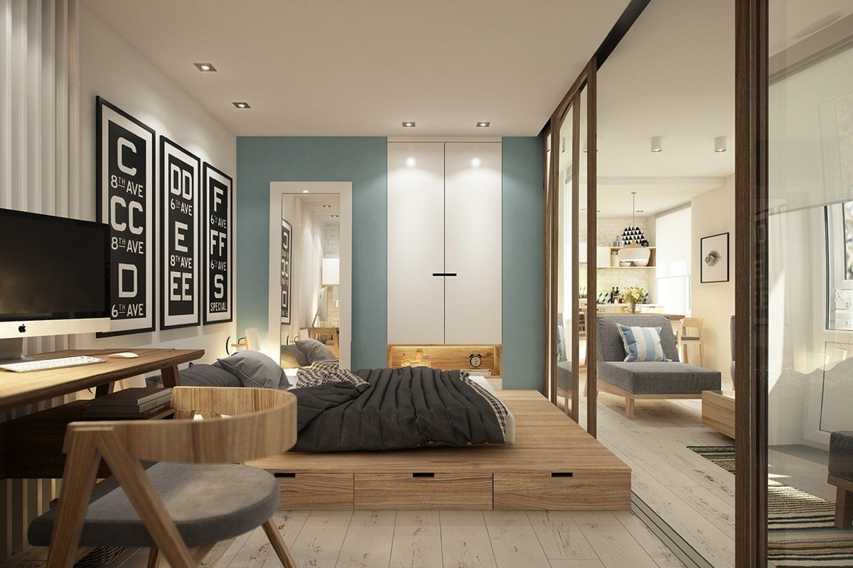 Best 3 Beautiful Homes Under 500 Square Feet With Pictures