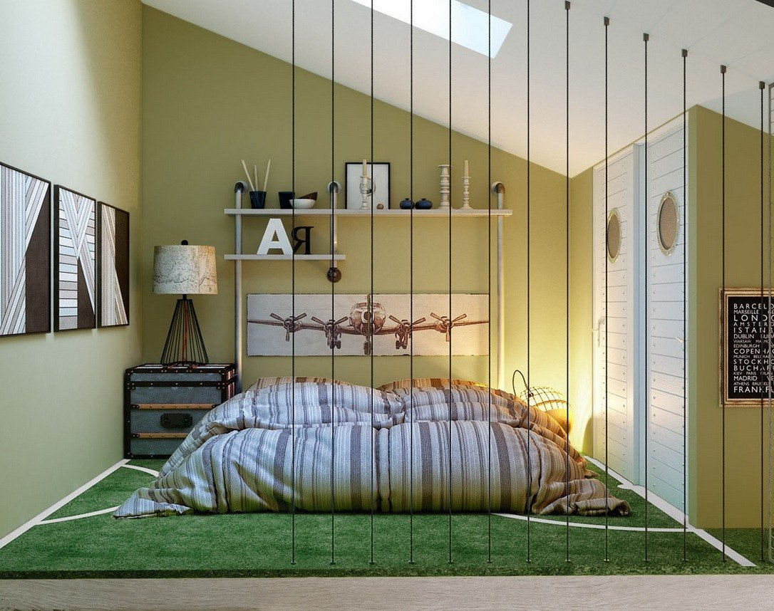 Best Creative Bedrooms That Any Teenager Will Love With Pictures