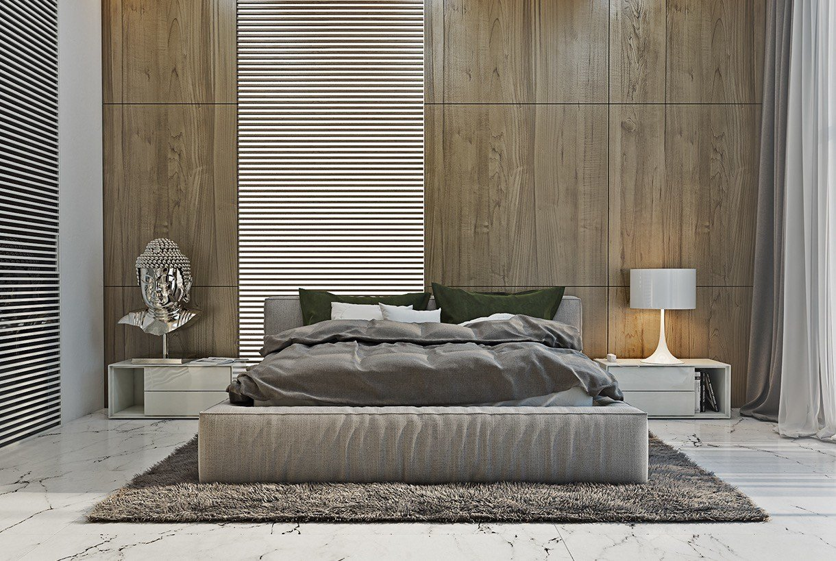 Best Modern Minimalist Asian Style Bedroom Interior Design Ideas With Pictures
