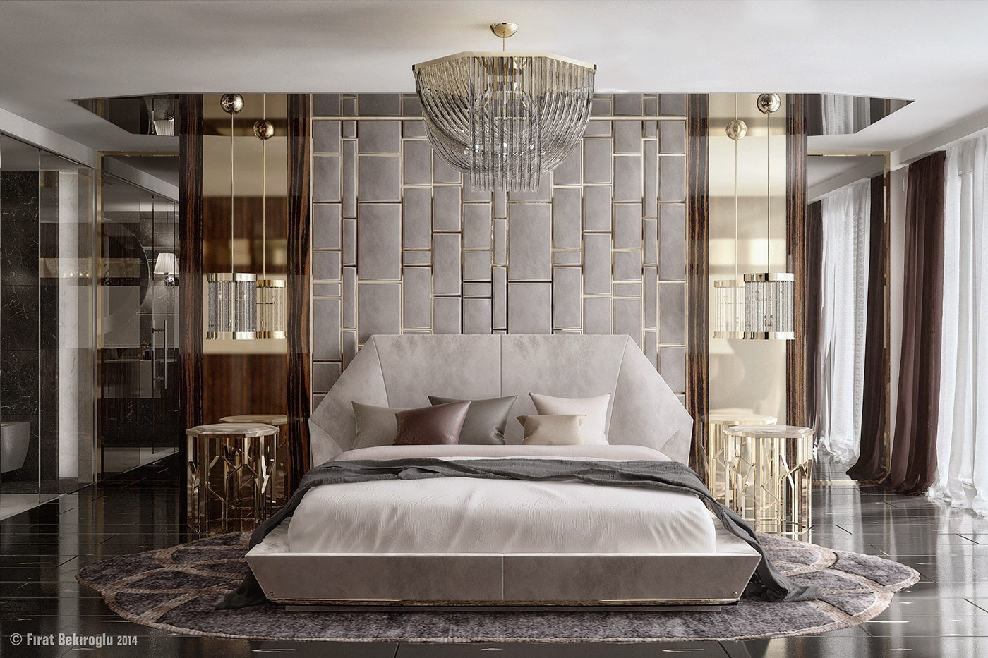 Best 7 Stylish Bedrooms With Lots Of Detail With Pictures