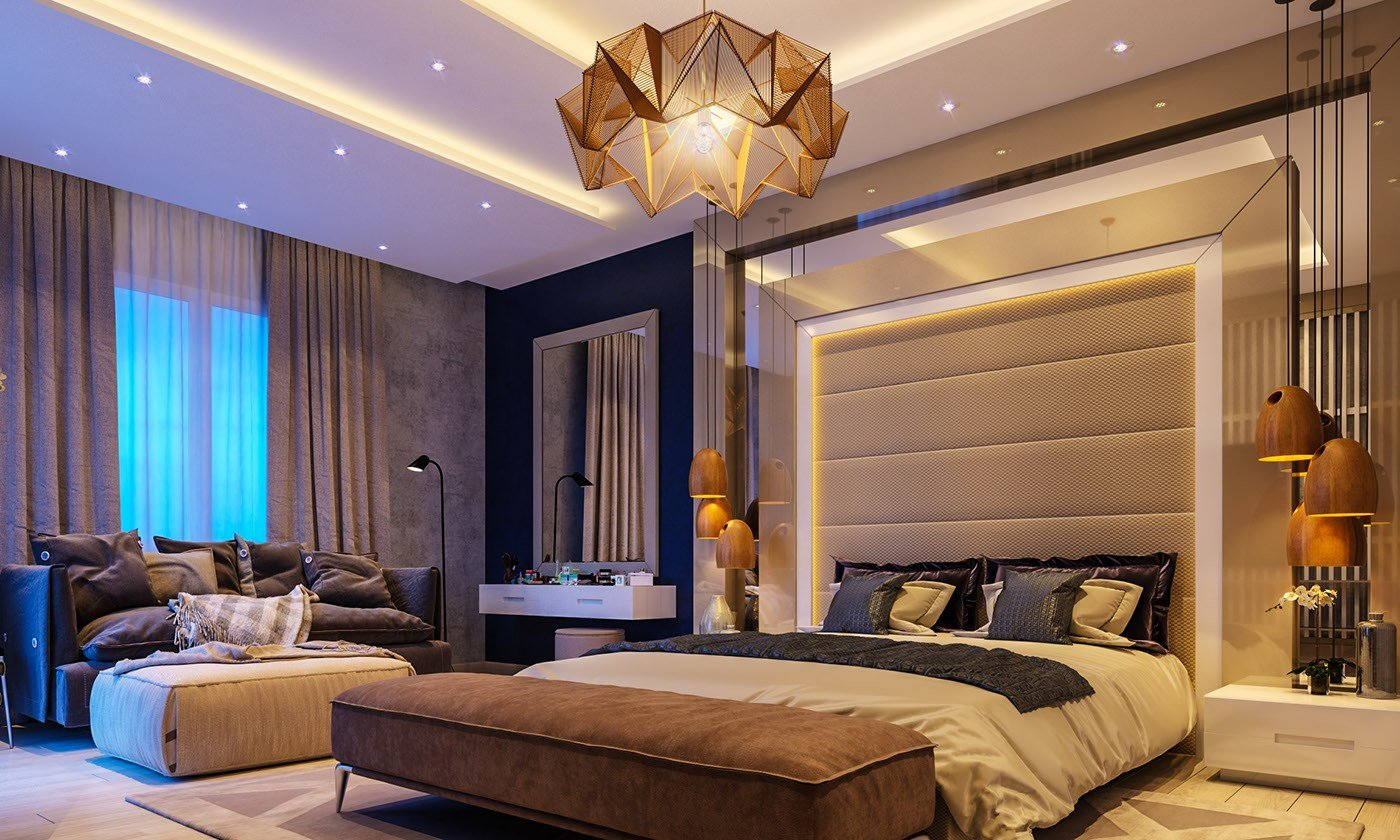 Best Make Sleeptime Luxurious With These 4 Stunning Bedroom Spaces With Pictures