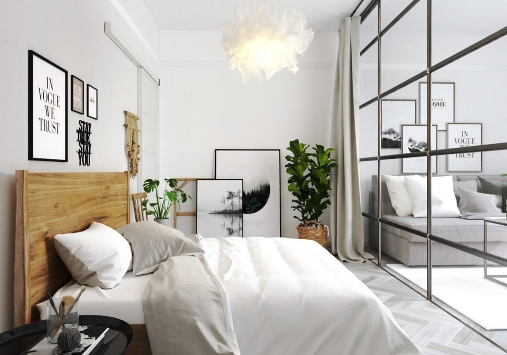 Best 6 Sleek Studios With Glass Walled Bedrooms With Pictures