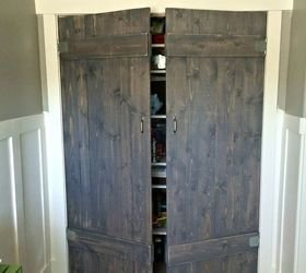 Best Hometalk Barn Wood Closet Doors With Pictures