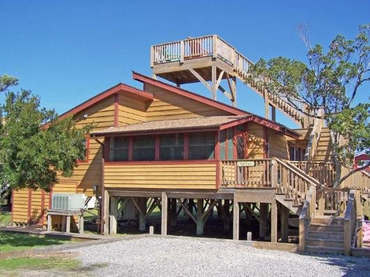 Best Outer Banks Vacation Rentals Ocracoke Vacation Rentals With Pictures