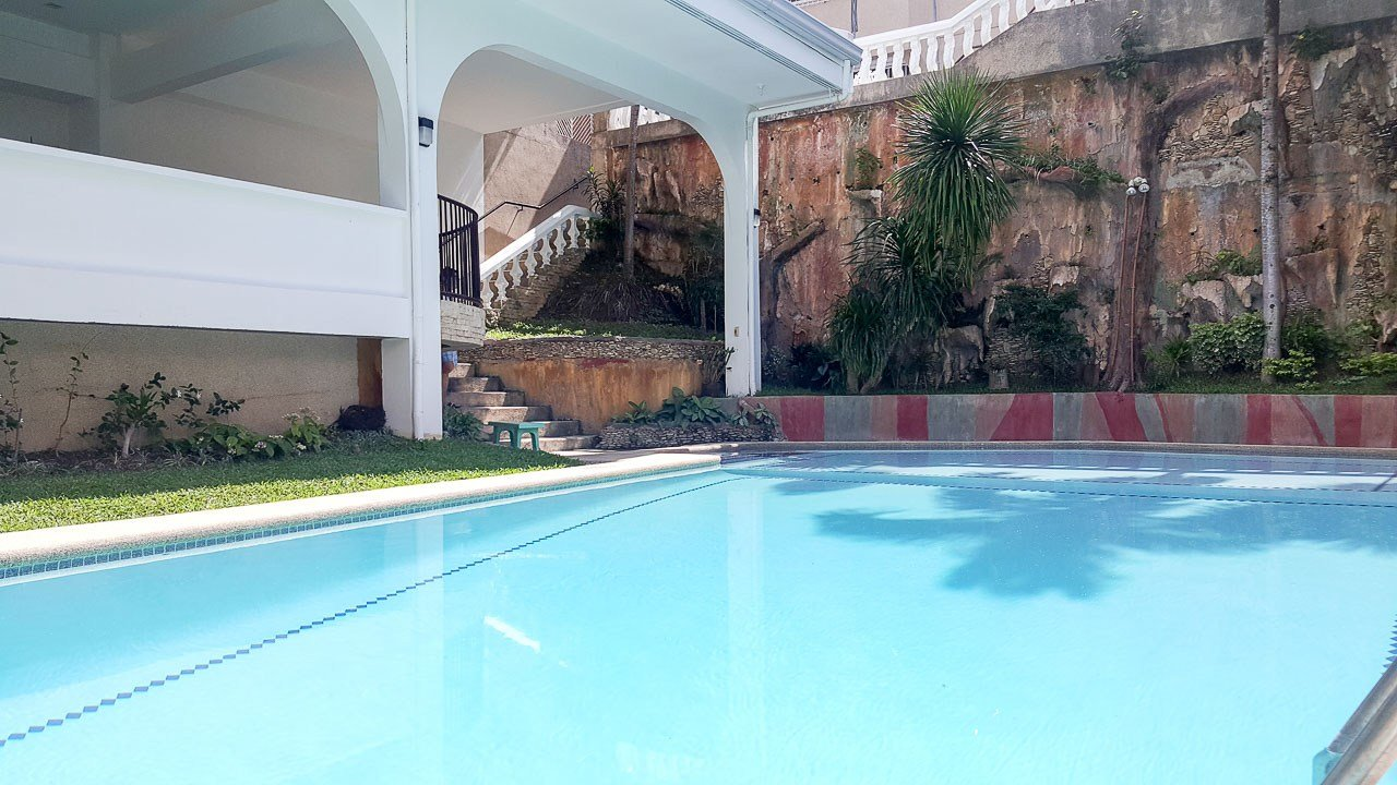 Best House With Swimming Pool For Rent In Maria Luisa Estate Park With Pictures