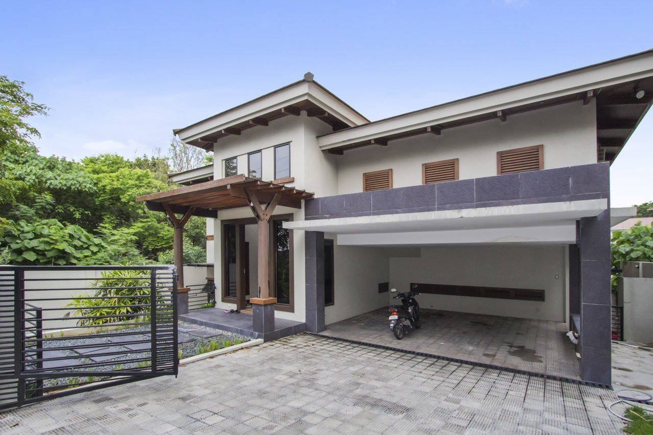 Best 4 Bedroom House For Rent In Maria Luisa Park • Cebu Grand With Pictures